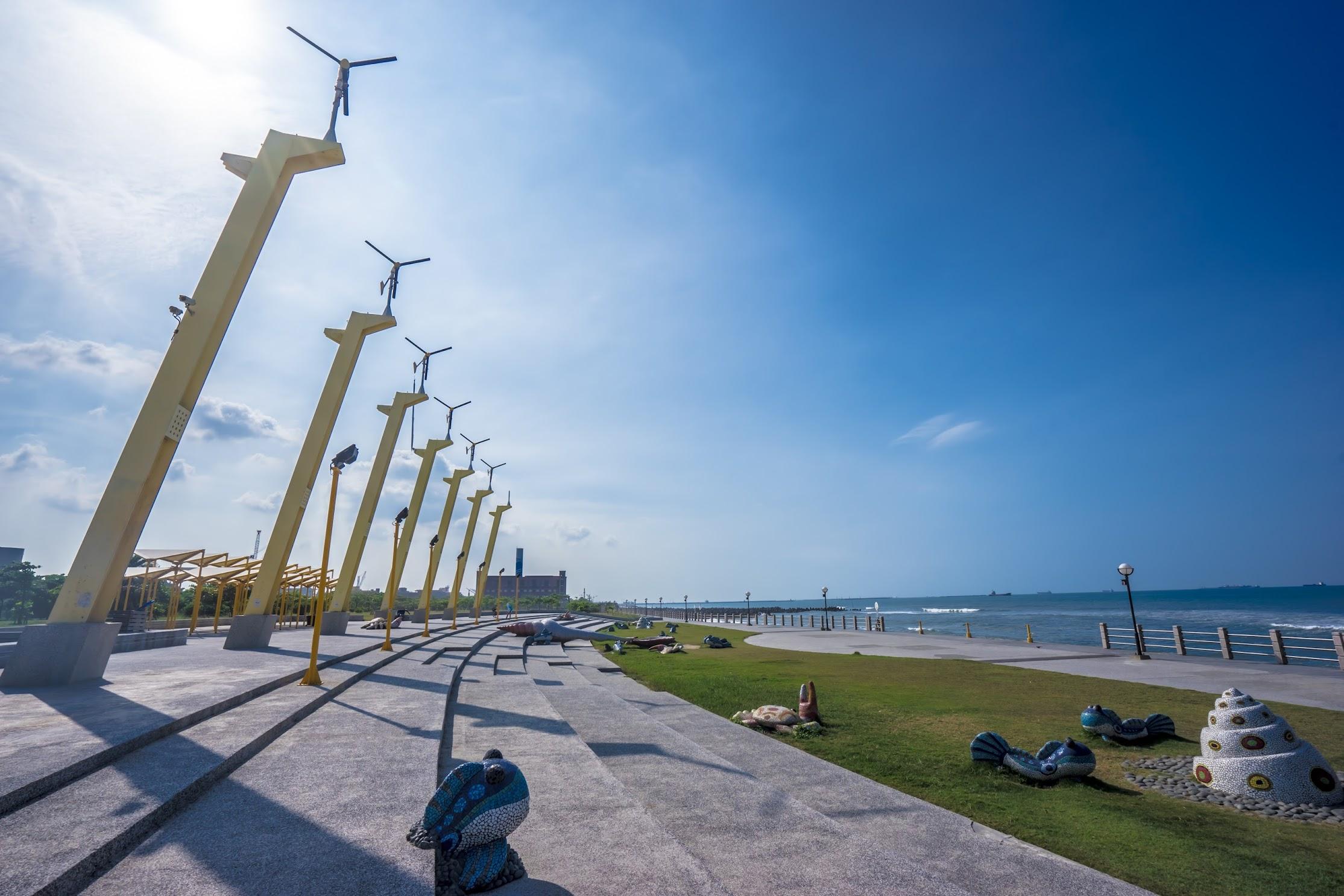 Kaohsiung Cijin Windmill Park1