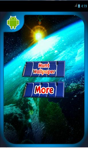 Earth Satellite Wallpaper