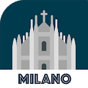 MILAN City Guide Offline Maps, Hotels and Tours icon