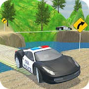 Police Car Driver Offroad 2018