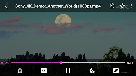Me Video Player Pro – HD 4k Ultra Player (No Ads) v1.3 APK 3