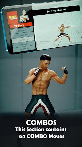 MMA Trainer : ufc,mma,ufc gym,fight home training Apk 2