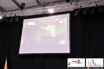 Photo: Conférence de Davy Mourier sur la scène principale de la Japan Event de Chambéry le Samedi 26 Mai 2012. Photo prise par notre équipe press. (Japan Event Chambéry 2012)