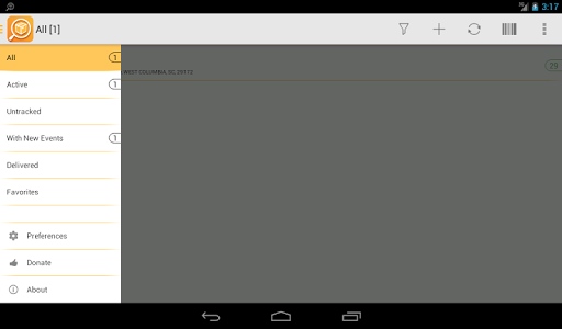 TrackChecker Mobile 2.25.8 screenshots 21