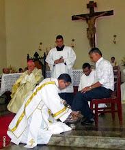 Photo: Ordenação Diaconal de     Daniel.