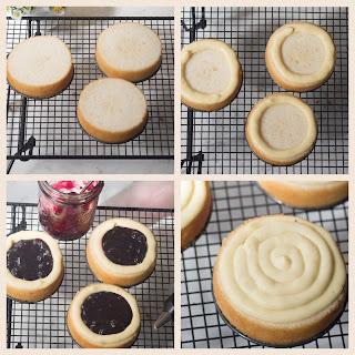 Mini Swedish Princess Cakes Recipe