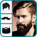 Latest Men Hair, Mustache & Beard Changer: Barber Icon