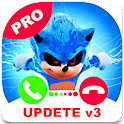 New Call Prank From Sonnic - Video Call Hedgehog icon