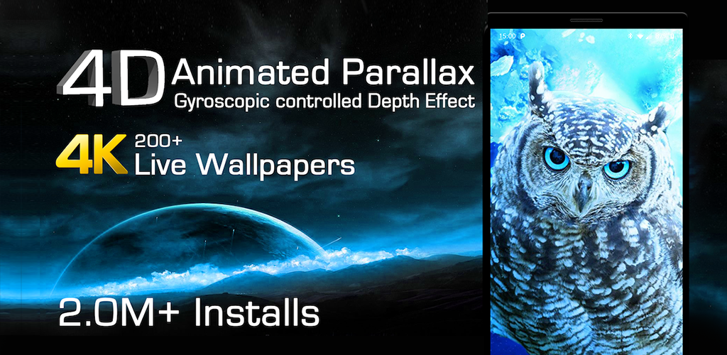 Live Wallpapers Backgrounds Hd 3d Amoled Pixel 4d 1 74 Apk Download