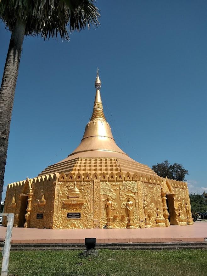 金色の寺院