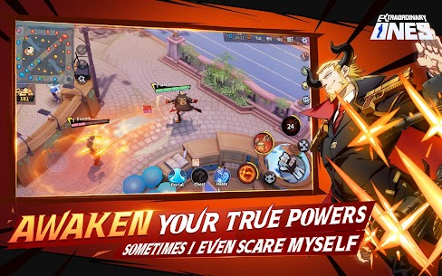Extraordinary Ones Apk Download For Android and Iphone 7
