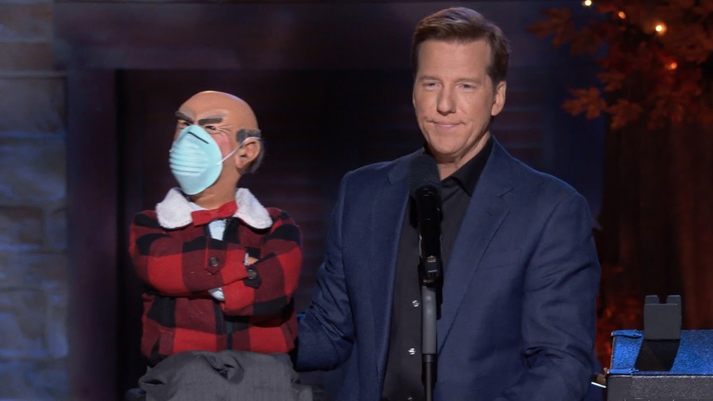 Watch Jeff Dunham's Completely Unrehearsed Last Minute Pandemic Holiday Special live