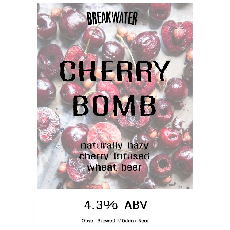 Logo of Breakwater And Taproom Cherry Bomb