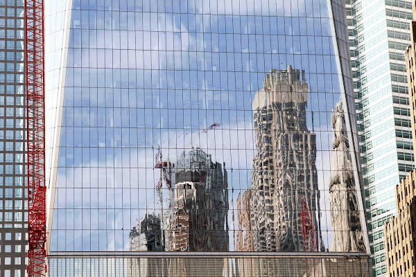 Riflessi a Ground Zero di antonioromei