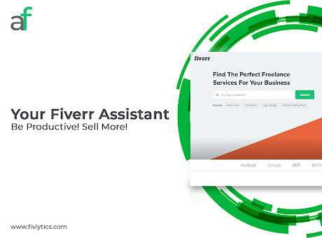 Fivlytics - Fiverr Seller Assistant