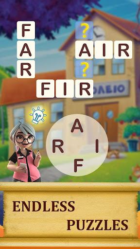 Wordsdom – Best Word Puzzle Game  captures d'écran 2