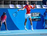 Novak Djokovic geeft forfait voor het gemengde dubbelspel