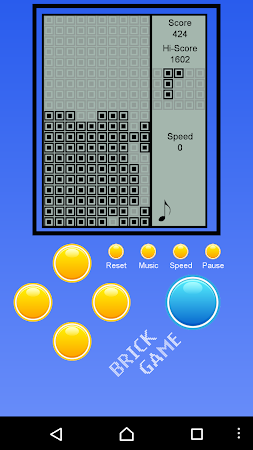 Brick Classic - Brick Game 1.24 screenshot 2088510