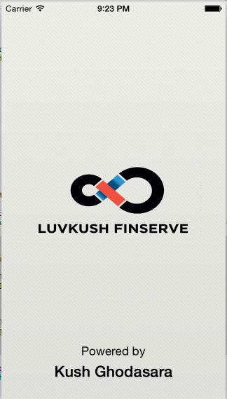 LuvKush Finserve- screenshot