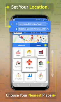 GPS Direction Finder Pro: Voice Navigation App APK Latest Version
