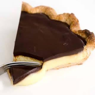 Classic Boston Cream Pie.