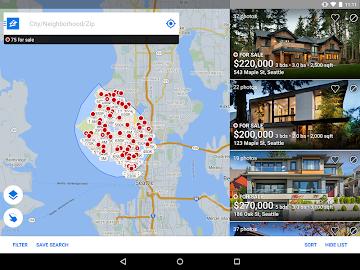 Zillow Real Estate & Rentals Screenshot 7
