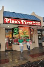 Photo: Pino's Pizza Nov 27th & 28th 2009 OC MD