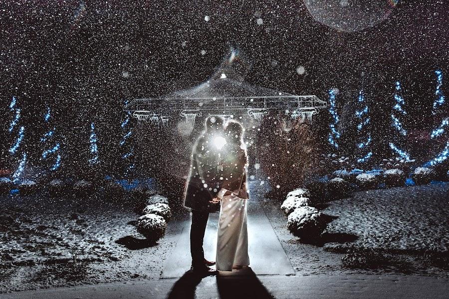 Wedding photographer Agnieszka Gofron (agnieszkagofron). Photo of 16.12.2018