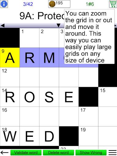 Crossword painmod.com screenshots 14