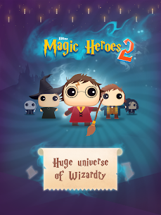 Elfins: Magic Heroes 2 1.1.4 Mod + APK + Data UPDATED 1