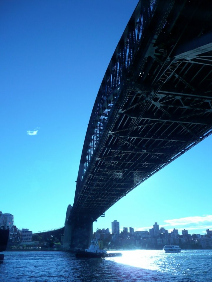The Harbour Bridge di angelafina