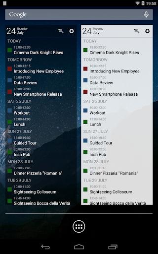 Business Calendar Beta screenshot 21