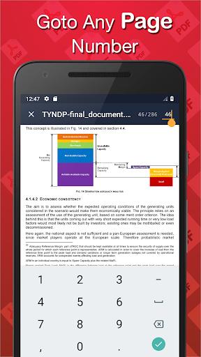 Simple PDF Reader 2019 screenshots 2