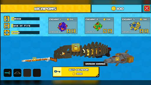 Dungeon Hero: A Survival Games Story 1.71 screenshots 3