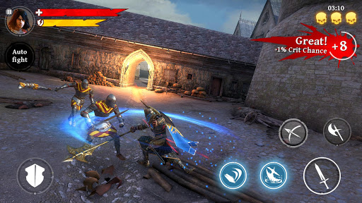 Iron Blade: Medieval Legends RPG 2.1.2m screenshots 8