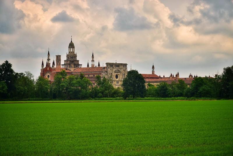 La Certosa di Pavia di Dany_nikon