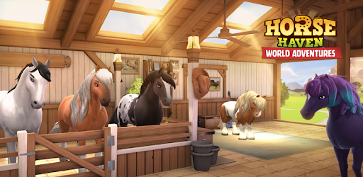 Horse Haven World Adventures Apps On Google Play