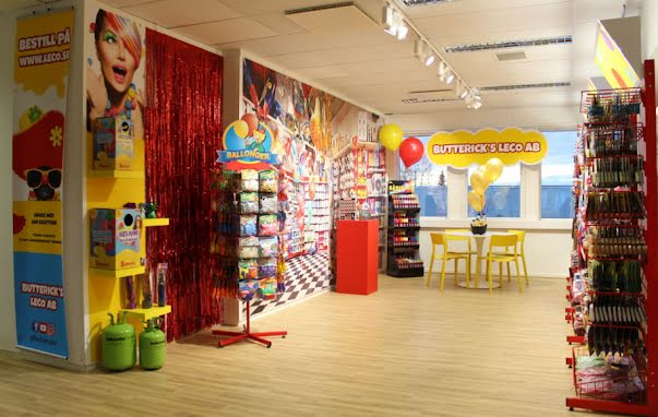Butterick's Leco nu i Norwegian Toy House