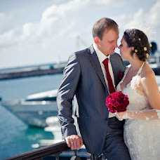 Wedding photographer Vladimir Polupoltinov (vaij). Photo of 03.11.2012