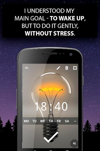 Alarm clock Malarm ⏰ Without stress. Without ads. screenshot 3