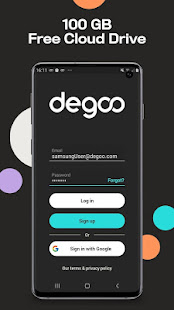 Degoo Cloud Storage Apps On Google Play