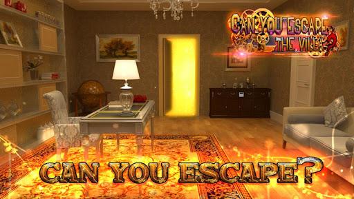 密室逃脱-恐怖别墅