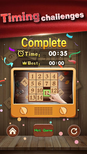 Numpuz: Classic Number Games, Free Riddle Puzzle 4.2502 screenshots 5