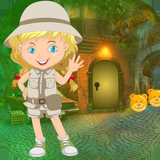 Best Escape Games 113 Fantasy Girl Escape Game