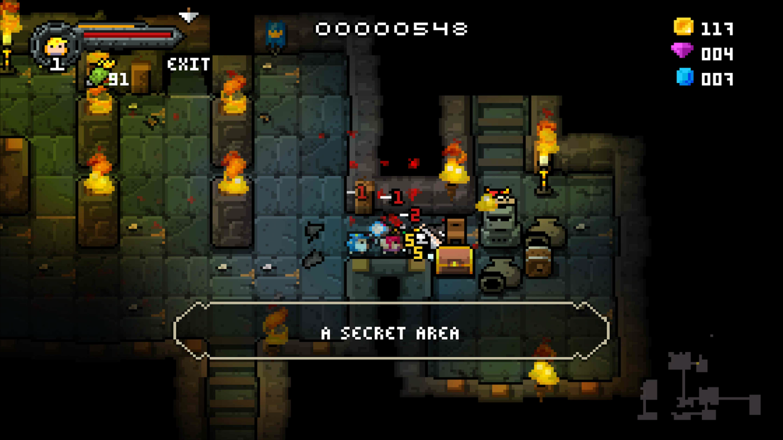 Heroes of Loot 2- screenshot