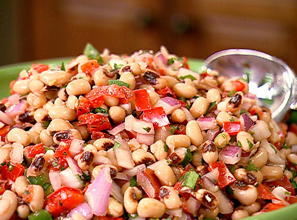 Marinated Blackeye Peas Recipe