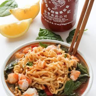 Shrimp Ramen Recipes.