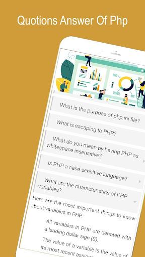 Learn PHP 2.1 screenshots 8