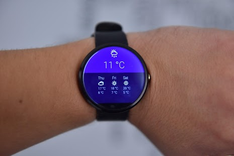 Iron Watch Face- screenshot thumbnail