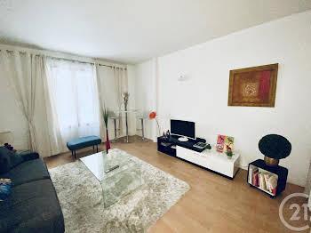 Appartement 2 pièces 47,4 m2